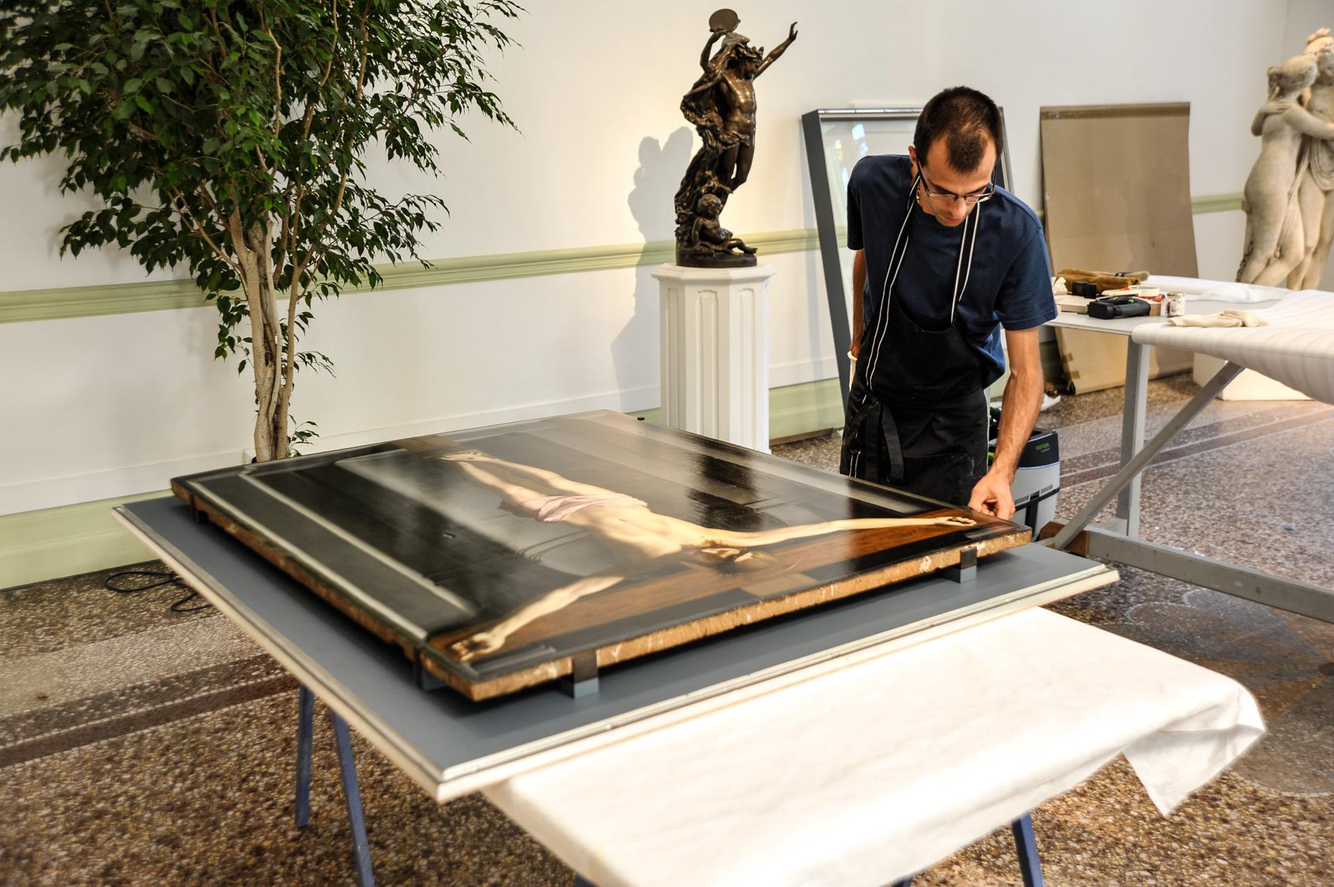 005-AtelierTournillon-Crucifixion-Bronzino