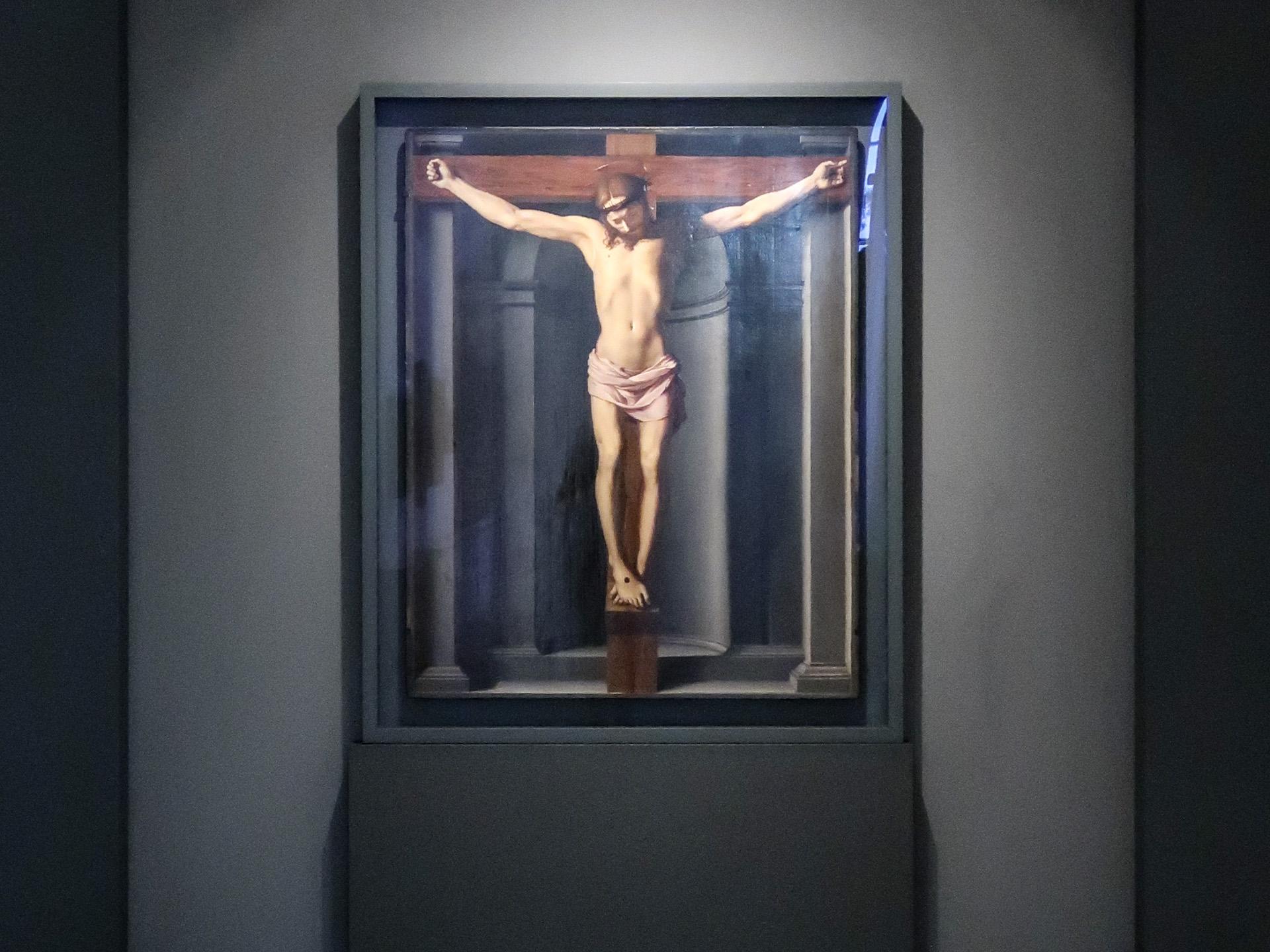 008-AtelierTournillon-Crucifixion-Bronzino