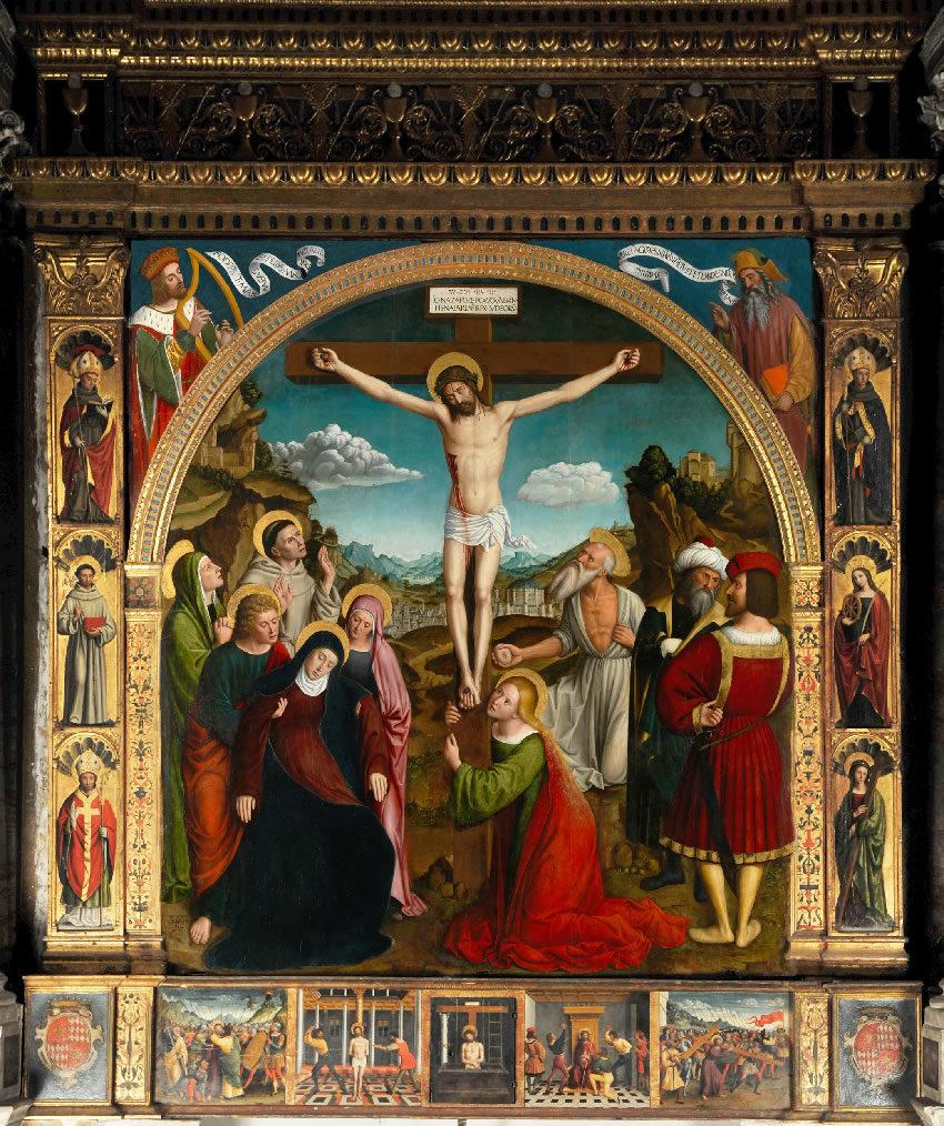 Retable de la Crucifixion